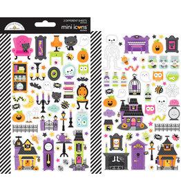 DOODLEBUG happy haunting: mini icons stickers