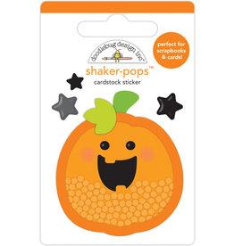 DOODLEBUG happy haunting: hello pumpkin shaker-pops