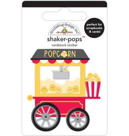 DOODLEBUG fun at the park: what's poppin' shaker-pops