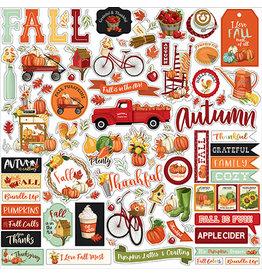 Carta Bella Welcome Autumn: Element Sticker