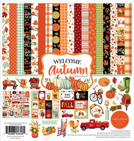 Carta Bella Welcome Autumn: Collection Kit