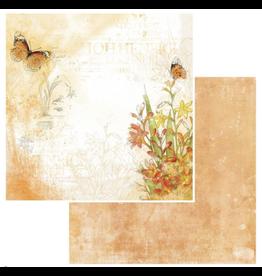 49 and Market Vintage Artistry Mango Paper: Saffron