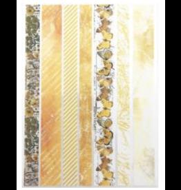 49 and Market Vintage  Artistry Butter: Washi Strips