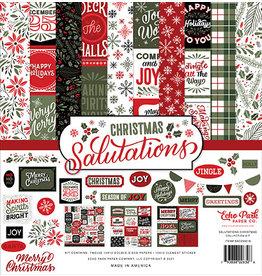 Echo Park Salutations Christmas:  Collection Kit