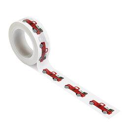 Carta Bella Home For Christmas:  Washi Tape -Christmas Trucks