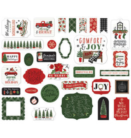 Carta Bella Home For Christmas:  Ephemera
