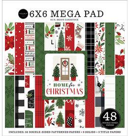 Carta Bella Home For Christmas:  Cardmakers 6X6 Mega Pad