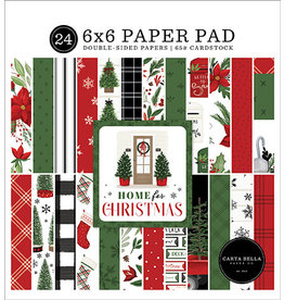Carta Bella Home For Christmas:  6x6 Paper Pad