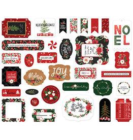 Carta Bella Happy Christmas:  Ephemera