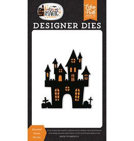 Echo Park Halloween Magic: Haunted House Die Set