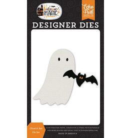 Echo Park Halloween Magic: Ghost & Bat Die Set
