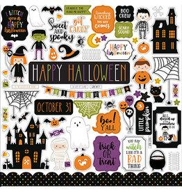 Echo Park Halloween Magic:  Element Sticker