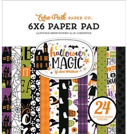 Echo Park Halloween Magic:  6x6 Paper Pad