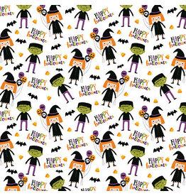 Echo Park Halloween Magic Paper: Happy Halloween