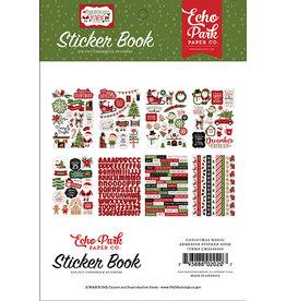 Echo Park Christmas Magic: Sticker Book