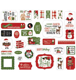 Echo Park Christmas Magic: Ephemera