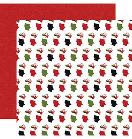 Echo Park Christmas Magic Paper:Stuffing Stockings