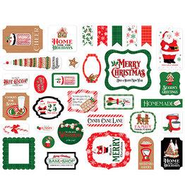 Carta Bella Christmas Cheer:  Ephemera