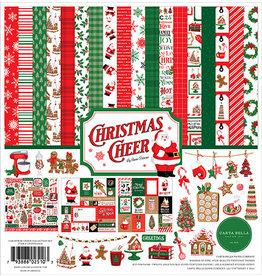 Carta Bella Christmas Cheer:  Collection Kit