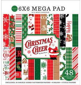 Carta Bella Christmas Cheer:  Cardmakers 6X6 Mega Pad