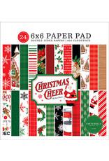 Carta Bella Christmas Cheer:  6x6 Paper Pad