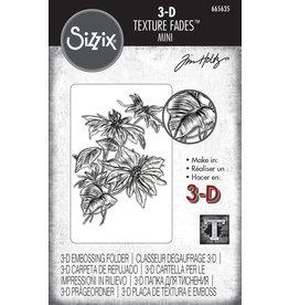 Tim Holtz Mini Poinsettia TF Embossing Folder