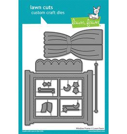 lawn fawn window frame dies