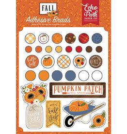 Echo Park Fall: Fall Adhesive Brads