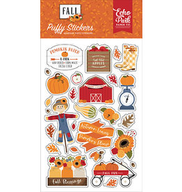 Echo Park Fall: Puffy Stickers