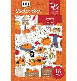 Echo Park Fall: Sticker Book