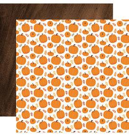 Echo Park Fall Paper: Pumpkin Patch