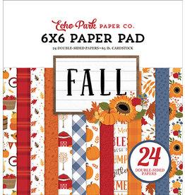 Echo Park Fall: 6x6 Paper Pad