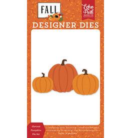 Echo Park Fall: Harvest Pumpkins Die Set