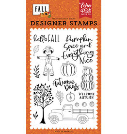Echo Park Fall: Welcome Autumn Stamp Set