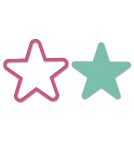 sizzix Framelits Die: Star