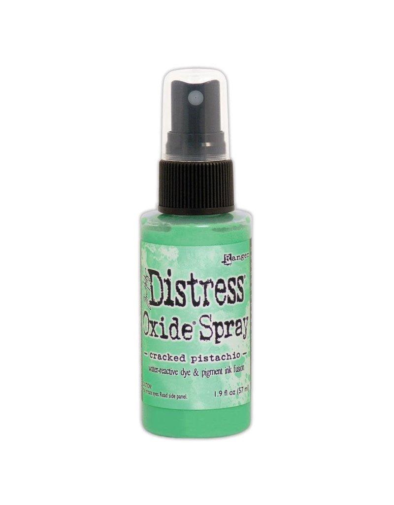 RANGER Distress Oxide Spray: Cracked Pistachio