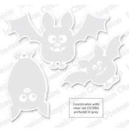 Impression Obsession Bat Trio Die