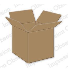 Impression Obsession Cardboard Box Die
