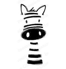 Impression Obsession Zebra Stamp
