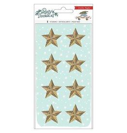 american crafts Busy Sidewalks: Stars Stickers