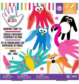 american crafts Craft Kits: Handprint Crafts