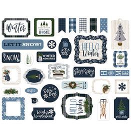 Carta Bella Welcome Winter:  Ephemera