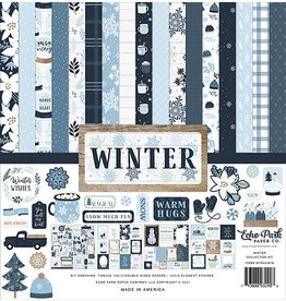 Echo Park Winter: Collection Kit