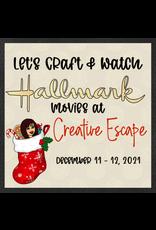 Creative Escape 12/11/21 Hallmark Crop