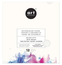 Prima Watercolor Paper - A4