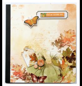 Harvest Garden Flipbook Album