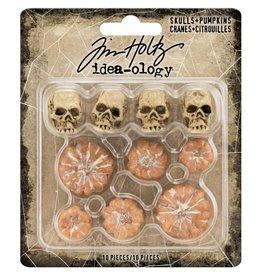 ADVANTUS CORPORATION Idea-ology: Skulls/Pumpkin