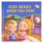 Christian Art Gifts God Hears When You Pray