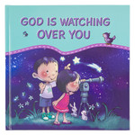 Christian Art Gifts God is Watching Over You