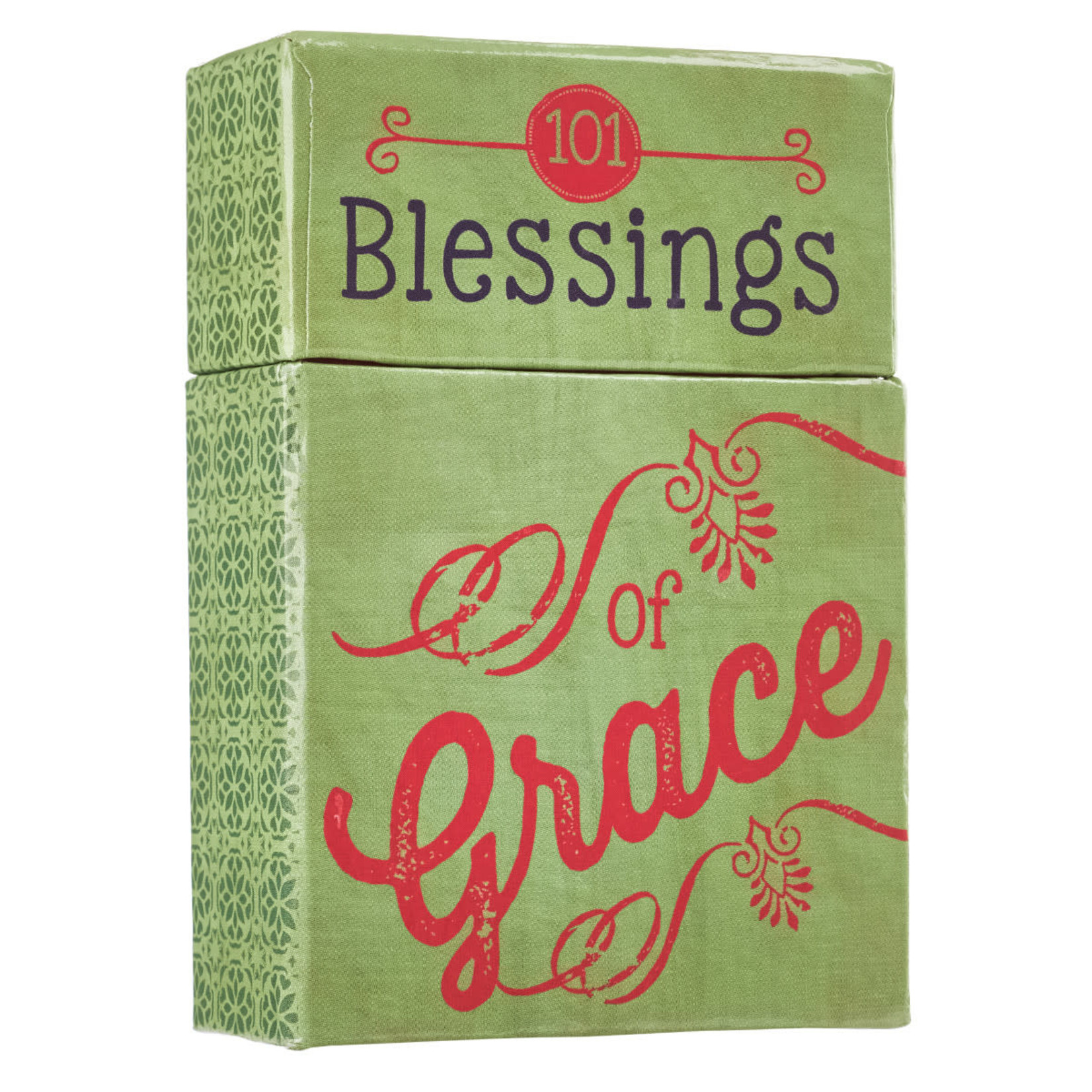 Christian Art Gifts 101 Blessings of Grace - Box of Blessings